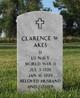Profile photo:  Clarence W Akes