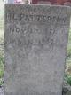 Horace Lon Patterson