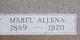 Mabel Allena <I>Pritchett</I> Rotert