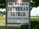 Saint Peters Evangelical Lutheran Church Cemetery