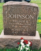 Rebecca S. <I>Leavel</I> Johnson