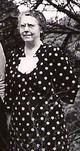 Profile photo:  Maude Lily <I>Wells</I> Adams