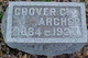 Grover C Archer