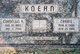 """Karoline """"Carrie"""" <I>Boese</I> Koehn"""