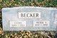 Lydia <I>Unruh</I> Becker