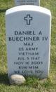 Maj Daniel Anton Buechner IV