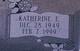 Katherine E. Bright