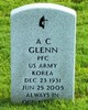 Profile photo:  A C Glenn
