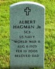 "Profile photo:  Albert ""Sonny"" Hagman, Jr"