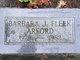 Profile photo:  Barbara Jean <I>Fleek</I> Arford