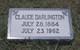 Claude Darlington