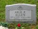Profile photo:  Arlie <I>Payne</I> Allen