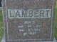 John T Lambert