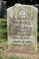 Bert Merrill
