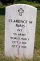 Clarence M. Paris