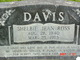 Shelbie Jean <I>Ross</I> Davis