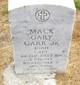 Profile photo: Capt Mack Gary Garr, Jr