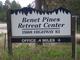 Benet Pines Retreat Center Cemetery