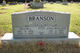 Anna Belle <I>Wallace</I> Branson