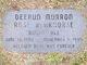 "Deerun Murron ""Murra~Dee"" <I>Rose</I> Blackhorse"