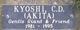 Pet Akita <I>C.D.</I> Kyoshi