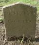 E. O. Patterson