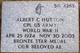Profile photo: Corp Albert Charles Hutton