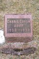 Carrie May <I>Coffin</I> Adsit