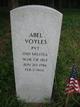 Profile photo:  Abel Voyles