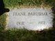 Frank Barushak