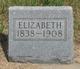 Profile photo:  Elizabeth <I>Smith</I> Buddenhagen