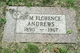 Mary Florence <I>Self</I> Andrews