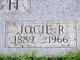"Profile photo:  Josephine Rachel ""Jocie"" <I>Bard</I> Sturch"