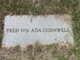 Profile photo:  Ada Bell <I>Beavers</I> Cornwell