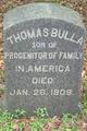 Thomas Bulla, Jr
