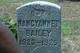 Nancy Annet Bailey