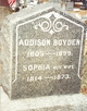 Profile photo:  Addison Boyden
