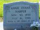 Annie Jane <I>Strickland</I> Harper