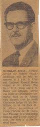 Robert Everette McMillion