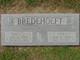 Profile photo:  Paul Johann Friedrich Wilhelm Bredehoeft
