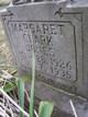 Margaret <I>Clark</I> Jones