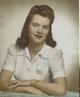 Profile photo:  Ruth Elinor <I>Carson</I> Aiello