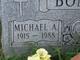 Profile photo:  Michael A Bonacci