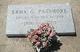 Erma Geneva <I>Anderson</I> Passmore