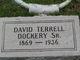 David Terrell Dockery, Sr