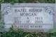 Hazel Tressie <I>Bishop</I> Morgan