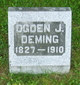 Profile photo:  Ogden Josiah Deming
