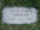 Louise E. <I>Daum</I> Snouffer