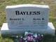 Profile photo:  Alma R. <I>Jensen</I> Bayless