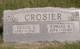 Profile photo:  Bessie Estelle <I>Oatts</I> Crosier